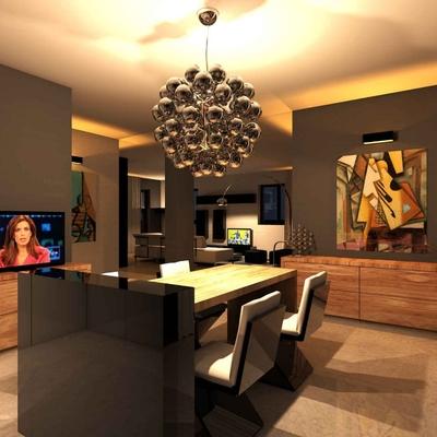 Progetto di realizzazione di interni casa