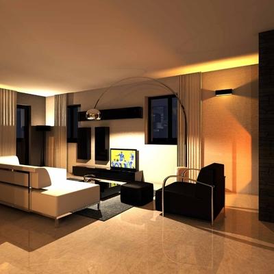 Costo e consigli per l 39 illuminazione interna a modena - Illuminazione design interni ...