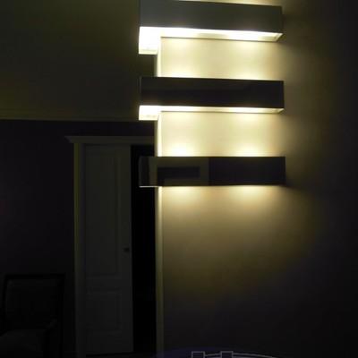 Illuminazione Villa castelli Romani a Roma