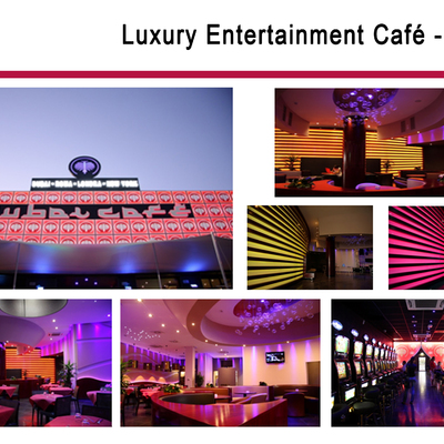 Luxury Entertainment Cafè