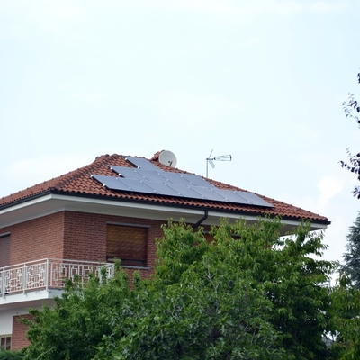 Progetto Realizzazione impianto fotovoltaico domestico