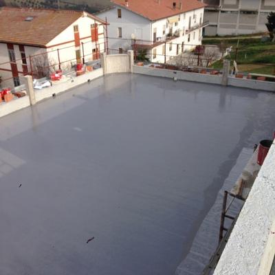 progetto Rifacimento completo terrazzo