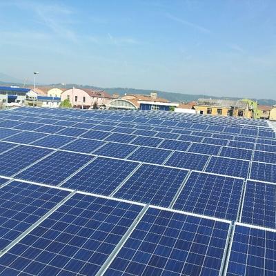 Progetto impianto Fotovoltaico 100 KW