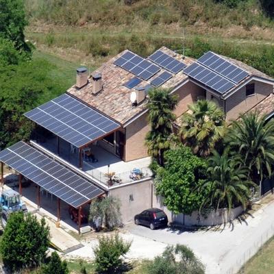 Progetto realizzazione Impianto Fotovoltaico 20kWp