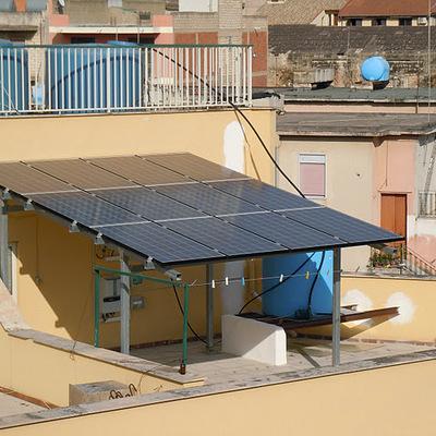 Progetto per realizzazione Impianto Fotovoltaico 3kWp