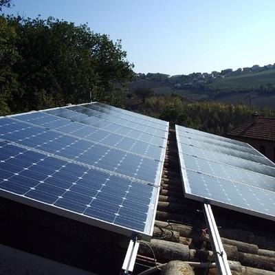 Progetto Realizzazione Impianto Fotovoltaico 3kwp
