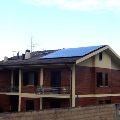 Progetto realizzazione Impianto Fotovoltaico 4,5kwp