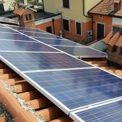 impianto fotovoltaico 4 kWp