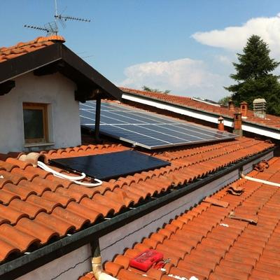 Progetto installazione Impianto fotovoltaico SEMINO