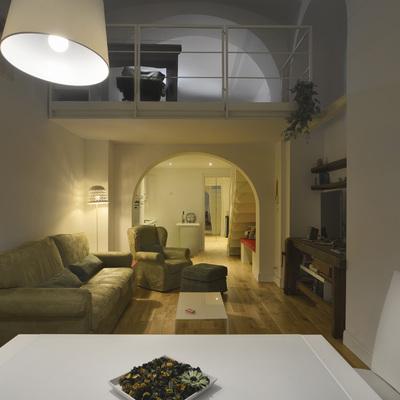Da falegnameria ad abitazione, il fascino del Loft.