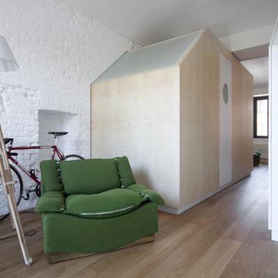 Un interno multifunzionale nel cuore di Torino