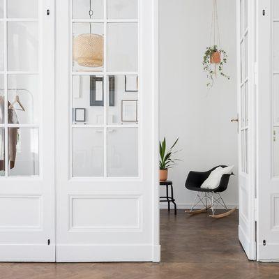 Come dividere l'ingresso dal resto della casa
