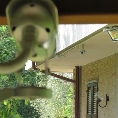 Sicurezza in casa con le telecamere