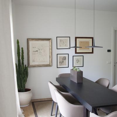 Ristrutturazione in stile minimal a Padova