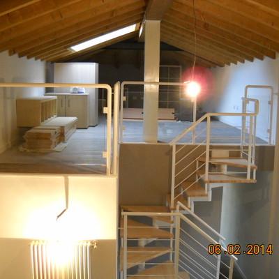 Ristrutturazione di un appartamento a Brescia