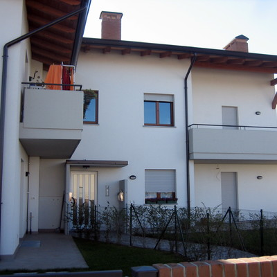 Isolamento a cappotto Colloredo di Prato (UD)