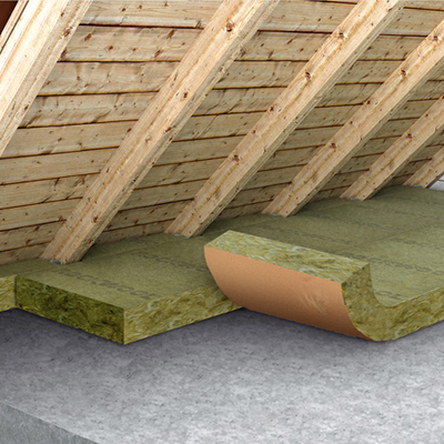 isolamento tetto e sottotetto