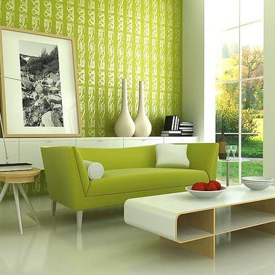 Trend design 2017: in principio era il Greenery