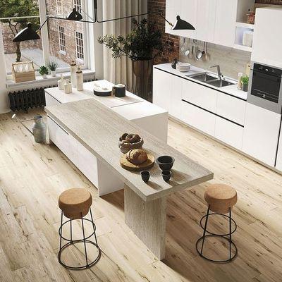 L'arte del ricevere: il design in cucina