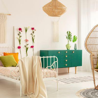 Arredamento in azzurro e verde acqua per una casa più rilassante