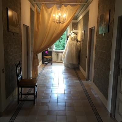 Villa San Martino piccolo di Correggio