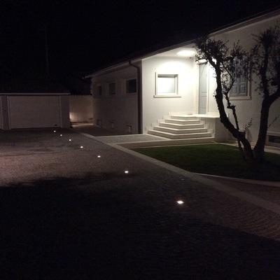 illuminazioni notturne