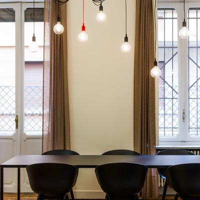 Interior Design per uno Studio Legale a Torino