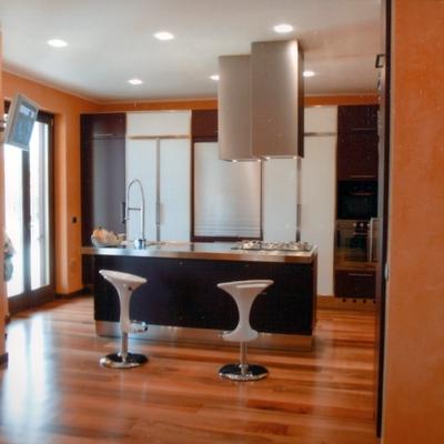 Progetto riorganizzazione e arredamento interno di casa privata