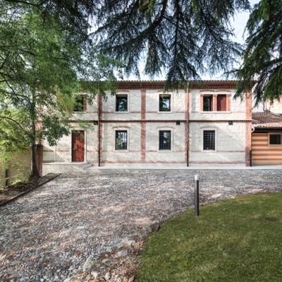 """""""La Loggia"""" di Villa Zileri Motterle - Una ristrutturazione prestigiosa."""
