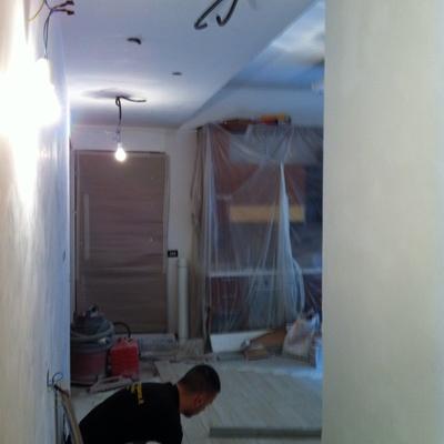 Progetto ristrutturazione albergo in Via Anastasio II 416 a roma (RM)