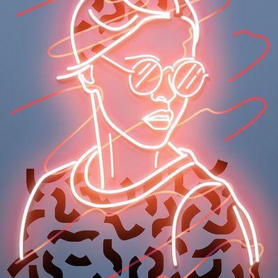È tempo di neon: i tubi luminosi più trendy