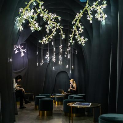 Euroluce: la luce al centro del Salone del Mobile