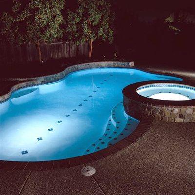 Lampade a led per piscina