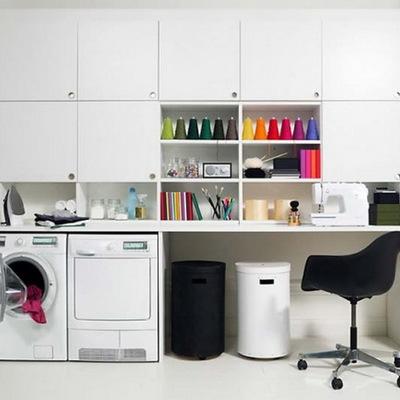 Lavanderia: come organizzarla in poco spazio