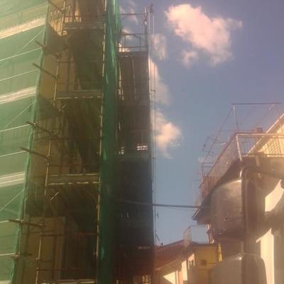 rifacimento facciate e coperture palazzi