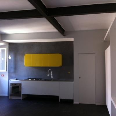 Ristrutturazione totale appartamento quartiere Parioli