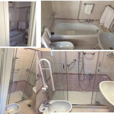 Trasformazioni da vasca in doccia