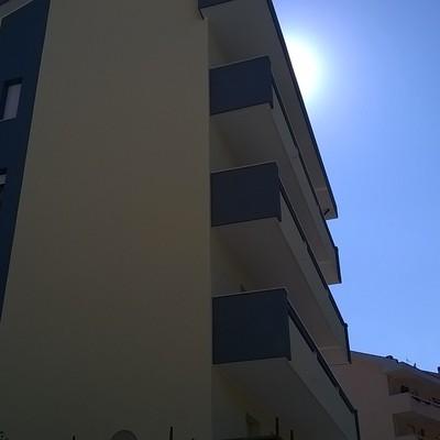 Ristrutturazione facciata condominio