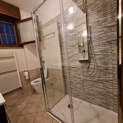 Rifacimento totale doccia