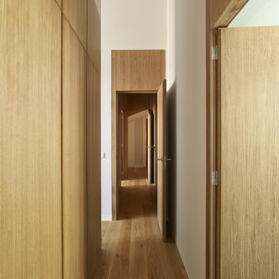 Ristrutturazione di un attico sul lungomare di Vigo