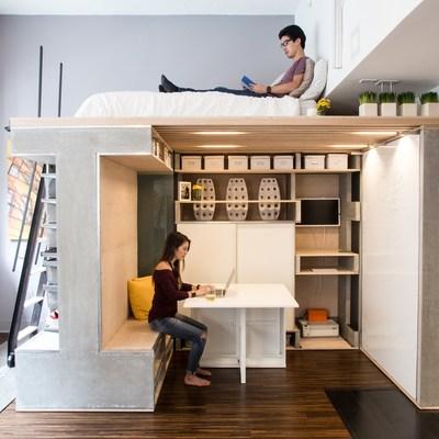 Casa tua pi bella habitissimo - Soppalchi in legno per camere da letto ...
