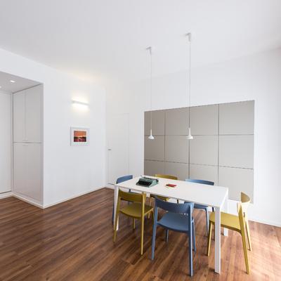 Ristrutturazione appartamento anni '60: più spazio e luce