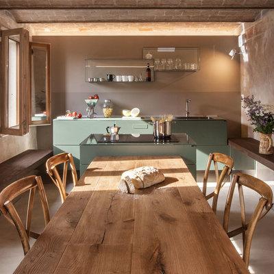 Una canonica di Asolo diventa un appartamento di design