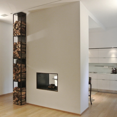 Idee di design contemporaneo per ispirarti habitissimo for Living con camino