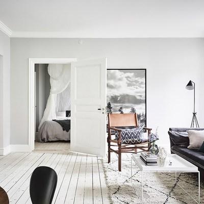 Come far sembrare la tua casa più grande senza eliminare tramezze