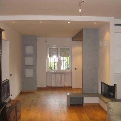 Progetto e ristrutturazione casa a Ciampino (RM)