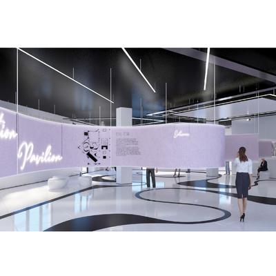 Seduction Pavilion Padiglione Espositivio Fotografie d'autore