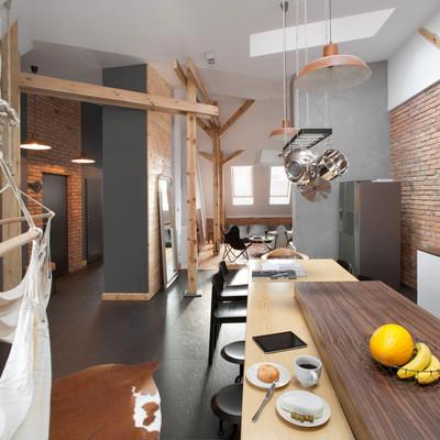 Idee e foto di stile loft per ispirarti habitissimo for Foto di loft arredati