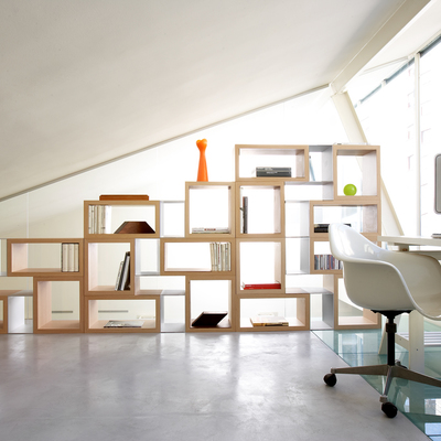 Progetto Ristrutturazione loft a milano