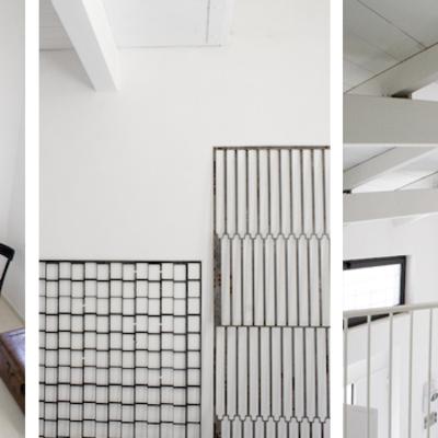 Progetto Creazione Loft Bianco
